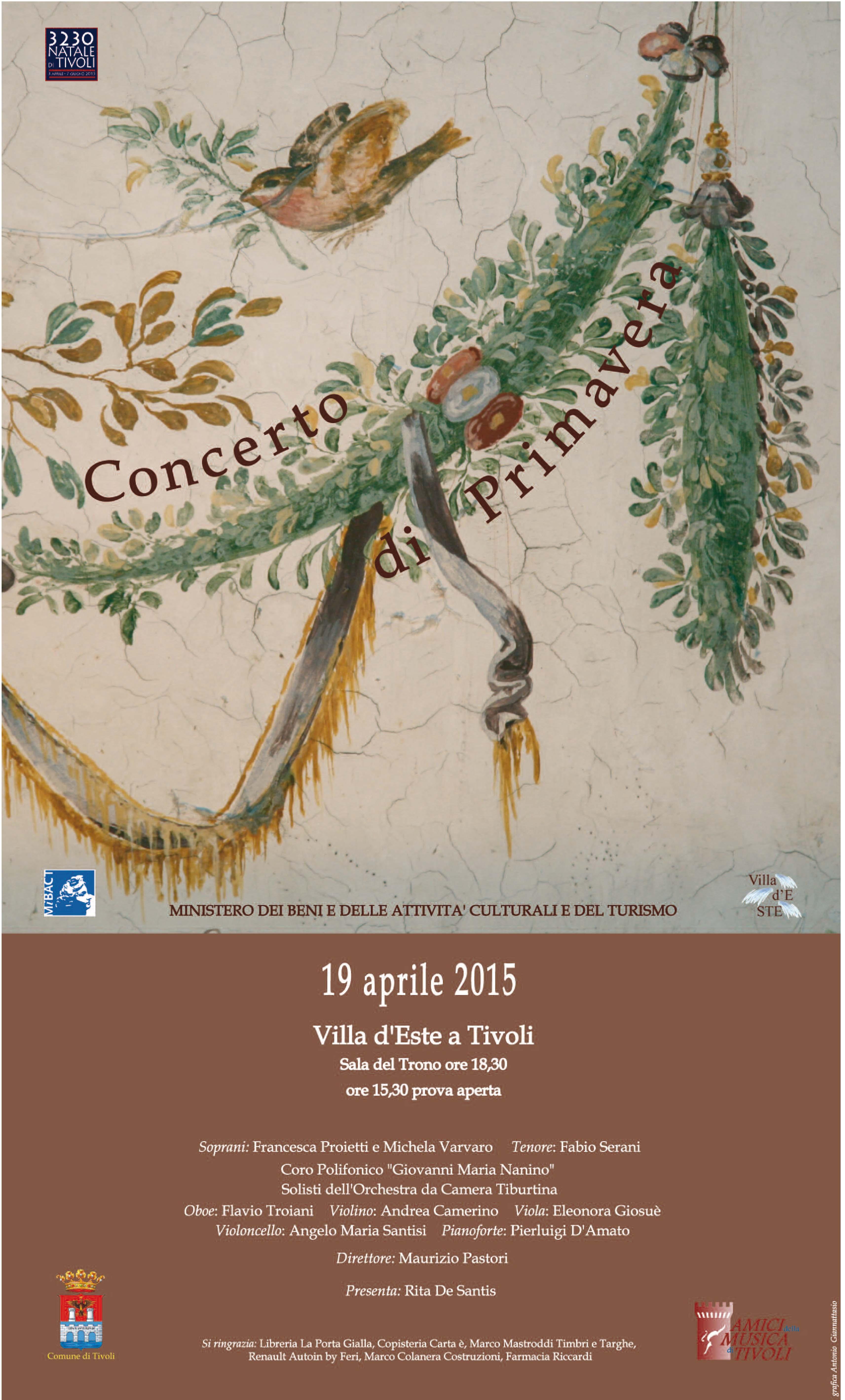 Concerto di Primavera